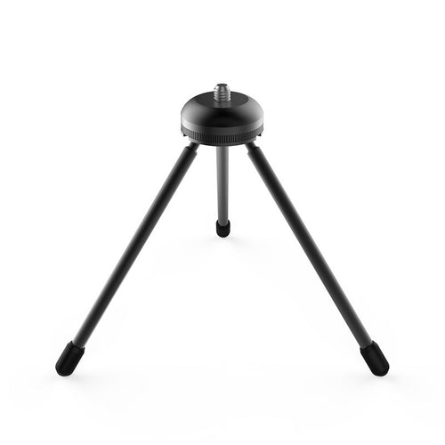 Suitable for camera camera SLR desktop aluminum alloy tripod, live metal tripod mobile phone selfie stick accessories