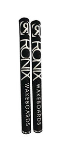 Ronix Trailer Boat Guides - Black/White - Pair - 3ft. (2020)
