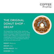 Load image into Gallery viewer, The Original Donut Shop Decaf Keurig Single-Serve K-Cup Pods, Medium Roast Coffee, 72 Count 5000053700