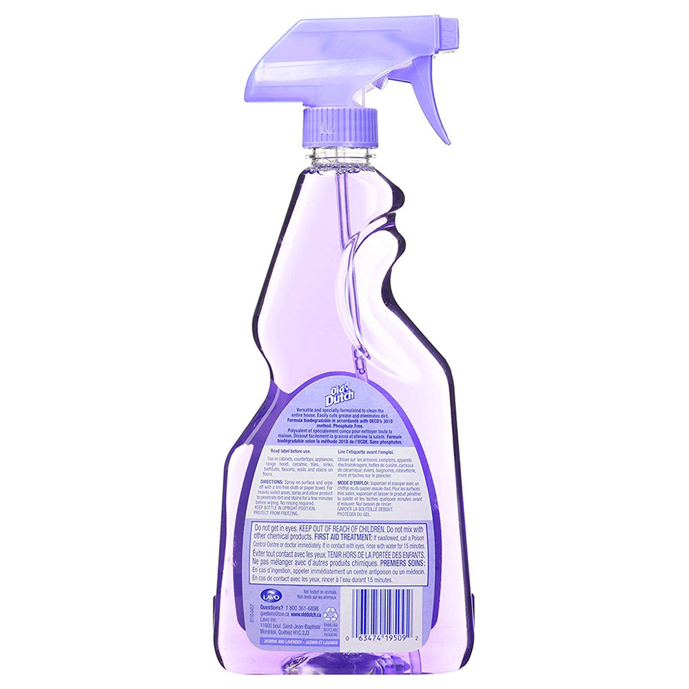 All Purpose Cleaner Jasmine and Lavender, 0.767-Kilogram By Old Dutch