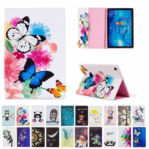 Case For Huawei Mediapad M5 10.8 Smart Stand PU Leather Case For Huawei Mediapad M5 Pro 10.8 inch CMR-AL09 CMR-W09 CMR-W19