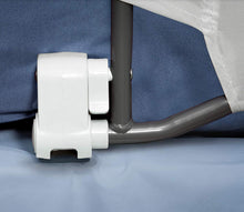 Load image into Gallery viewer, Regalo Swing Down 54-Inch Extra Long Bed Rail Guard, with Reinforced Anchor Safety System