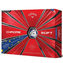 Load image into Gallery viewer, Callaway Golf Chrome Soft Truvis Golf Balls, (One Dozen), European Union (Prior Generation) 6421255122530
