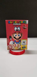 Morsbane Goods Super Mario Cereal Custom Amiibo