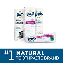 Load image into Gallery viewer, Tom's of Maine Fluoride-Free Antiplaque & Whitening Natural Toothpaste,...