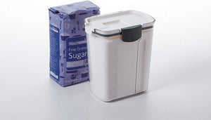 Progressive International PKS-500 ProKeeper Sugar Storage Container, 1 Piece, Clear