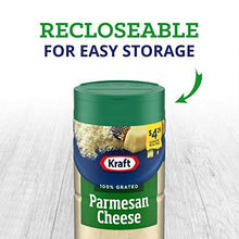 Load image into Gallery viewer, Kraft Grated Cheese, Parmesan Cheese, 16 oz Jar (Pack of 3) 00021000010868 16 Ounce (Pack of 3) Original Version
