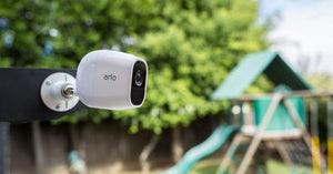 Arlo Pro 2 - Wireless Home Security Camera System with Siren | 1 Camera Kit w/ 4 Add-on Cameras