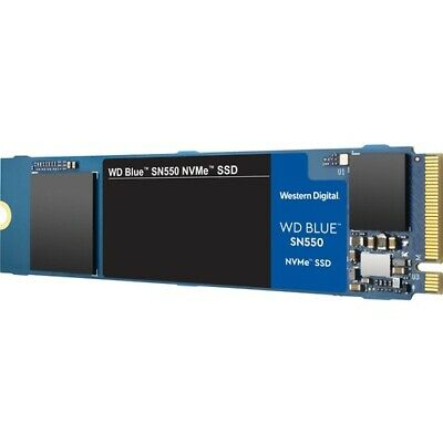 WD Blue SN550 WDS500G2B0C 500 GB Solid State Drive - M.2 2280 Internal - PCI Exp