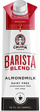 Load image into Gallery viewer, Califia Farms Original Almondmilk Barista Blend, 32 Oz (Pack of 6) | Dairy Free | Plant Based | Nut Milk | Vegan | Non-GMO