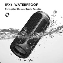 Load image into Gallery viewer, Zamkol Bluetooth Speaker 30W Waterproof Bluetooth Speakers Portable Wireless Loud Stereo Sound & Enhanced X-Bass Speaker Bluetooth 5.0, Built-in Mic, IPX6 for Home Party, Shower, Outdoor, Travel ZK202