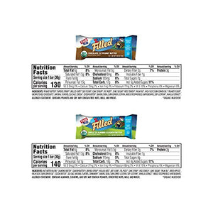 Clif Bar Clif Kid ZBAR, ZBAR Filled, ZBAR Protein & ZFruit - Organic Granola Bars - Variety Pack (16 Count) (Assortment/Flavors May Vary) 160368