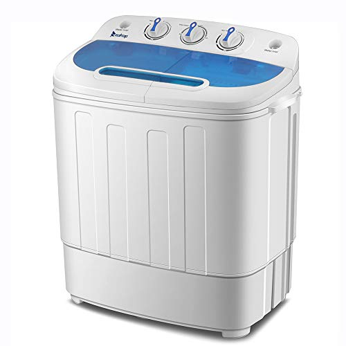 YonMile Furniture YonMile Portable Washing Machine 13.4lbs Mini Compact Twin...