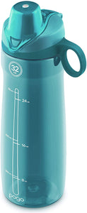 Pogo BPA-Free Tritan Water Bottle, 32oz