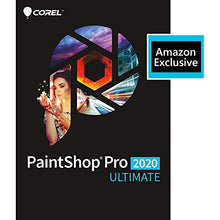 Load image into Gallery viewer, Corel | PaintShop Pro 2020 Ultimate | Photo Editing and Graphic Design |  Exclusive Includes FREE ParticleShop Plugin and 5-Brush Starter Pack Valued at $39 [PC Download]