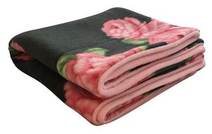 Guinea Pig Fleece Cage Liner for Midwest Habitat | Guinea Pig Bedding | Guinea Pig Fleece | Beautiful Roses