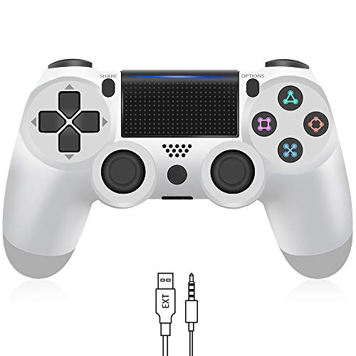 Wireless Controller for PS4, YCCTEAM Game Controller 1000mAh Battery Gamepad...