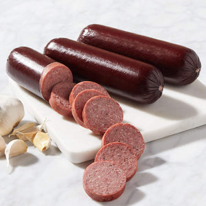 Hickory Farms Farmhouse Summer Sausage 10z (Pack of 3)