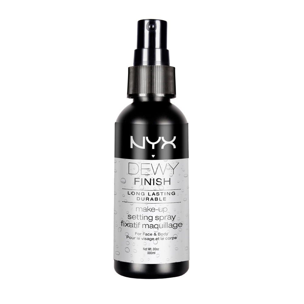 NYX Professional Makeup Make Up Setting Spray Dewy Finish, 2.03 Fl Oz (Pack of 1)