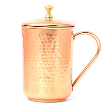 Load image into Gallery viewer, Isha Copper Pitcher - Copper Jug For Water
