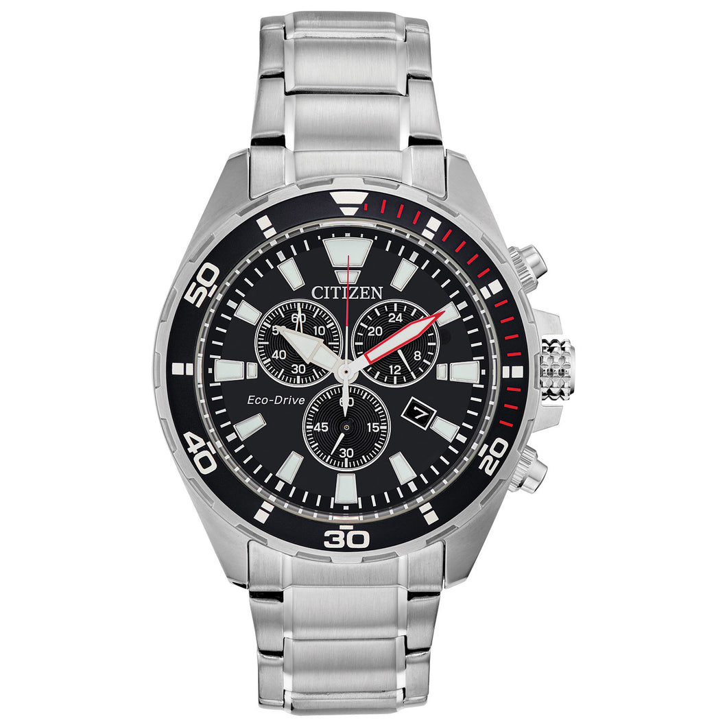 Citizen Eco-Drive Chronograph Men's Watch