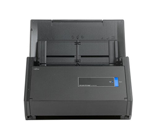 Fujitsu IX500 Scansnap Document Scanner (PA03656-B305-R) - (Renewed),Black