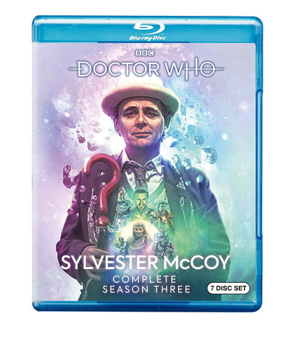 Doctor Who: Sylvester McCoy Complete Season Three (Blu-ray)