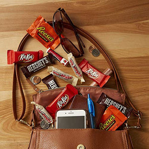 Hershey's Chocolate Variety Assortment (Reese's, Kit Kat, Hershey's &Whoppers) 2 Pound Bag, 105 Count 20243 105 Count (Pack of 1) Original Version