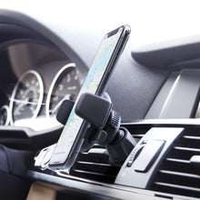 Load image into Gallery viewer, iOttie Easy One Touch 4 Air Vent Car Mount Phone Holder || for Iphone, Samsung, Moto, Huawei, Nokia, LG, Smartphones