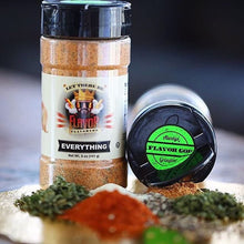 Load image into Gallery viewer, Flavor God #1 Best-Selling, Everything Seasoning, 1 Bottle, 5 oz