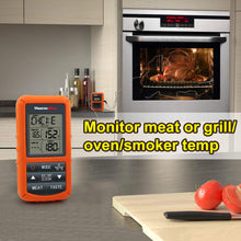 Load image into Gallery viewer, ThermoPro TP20 Wireless Remote Digital Cooking Food Meat Thermometer with Dual Probe for Smoker Grill BBQ Thermometer