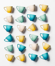 Load image into Gallery viewer, Le Creuset Set of Minimalist Espresso Cups Stoneware   0.07 L Diameter 11.5 cm Meringue