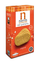Load image into Gallery viewer, Nairn's Gluten Free Oat Grahams, Original, 5.64 Ounce 9552