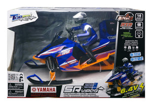 RC Yamaha 1:6 Scale Snowmobile
