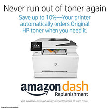Load image into Gallery viewer, HP LaserJet Pro M281fdw All in One Wireless Color Laser Printer,  Dash Replenishment Ready (T6B82A) One size White