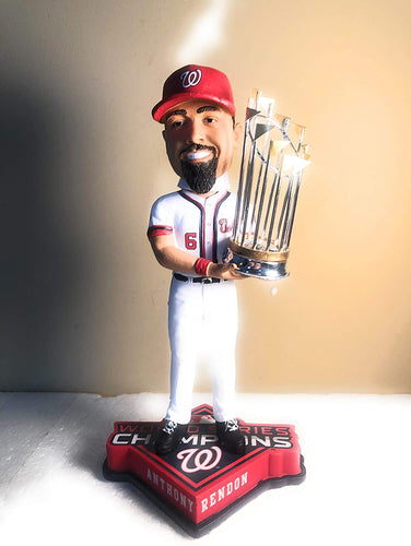 Washington Nationals Anthony Rendon Championship Bobblehead