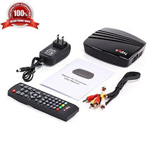 Load image into Gallery viewer, WHY Pay for Cable? Use This Amazing eXuby Digital Converter Box for TV to View & Record HD Digital Channels for Free (Instant or Scheduled Recording, 1080P HDTV, HDMI Output, 7 Day Program)
