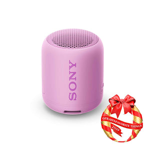 Sony SRS-XB12 Extra Bass Portable Bluetooth Speaker, Violet (SRSXB12/V) ( Exclusive)