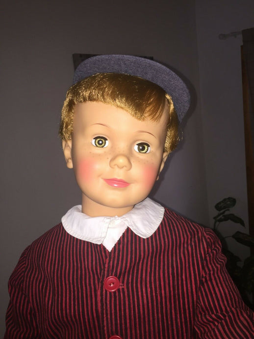 IDEAL PETER PLAYPAL (1959) IN FANTASTIC CONDITION W/ORIGINAL OUTFIT