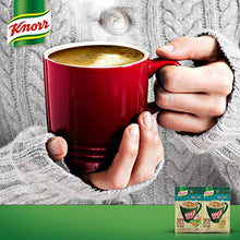 Load image into Gallery viewer, ELECTRA [Pack of 24] Knorr Cup a Soup Instant Soup with Vegetables 100% Natural Ingredients