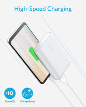 Load image into Gallery viewer, Anker PowerCore 10000, One of The Smallest and Lightest 10000mAh External Batteries, Ultra-Compact, High-Speed Charging Technology Power Bank for iPhone, Samsung Galaxy and More