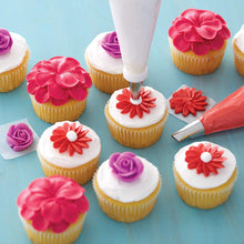 Load image into Gallery viewer, Wilton Cupcake Decorating Icing Tips, 12-Piece Set