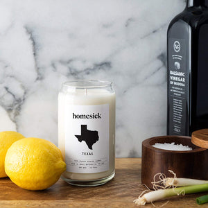 Homesick Scented Candle, New Hampshire