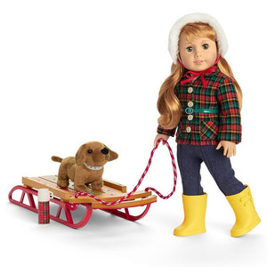American Girl MARYELLEN'S SLED