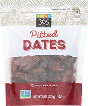 Load image into Gallery viewer, 365 Everyday Value, Dates, Pitted, 8 oz