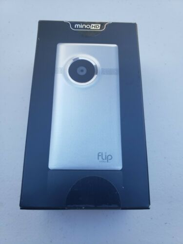 Flip Video MINO HD 8GB - Model M2120M Camcorder BRAND NEW SEALED ! RARE ! GIFT !