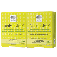 Load image into Gallery viewer, New Nordic Active Liver 2-pack of 30 Tablets