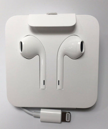Original Apple Genuine Earbuds Headphones for iPhone 7 8 X Lightning Connector