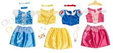 Load image into Gallery viewer, Disney Princess Dress Up Trunk Deluxe 21Piece [ Exclusive]