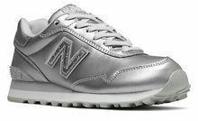 Load image into Gallery viewer, New Balance Women's 515 Shoes Silver